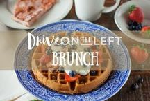 Brunch / Our favorite meal of the week. Perfect omelets, fresh cups of coffee, perhaps some avocado toast or a mimosa. The perfect way to start a weekend day.