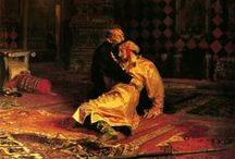 Russia Under Ivan the Terrible / 1533-1584