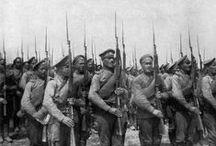 Russia In World War I / 1914-1918