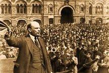 October Revolution / 7-8 Nov 1917