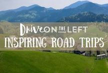 Inspiring Road Trips / The best routes, trips, and advice for planning your next road trip!