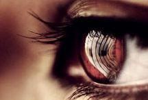 Olhares / Espelho da alma