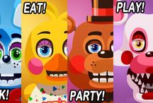 Five Nights at Freddy's :3