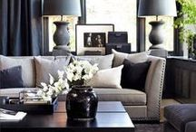 living rooms / Beautiful living areas and spaces