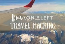 Travel Hacking || Points + Miles / Working the system to get free flights and hotels, through maximizing airline, hotel, and credit card points.