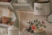 Vecchie cucine nuove idee
