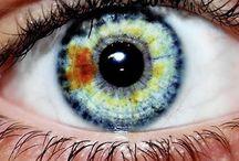 Olhos (íris)