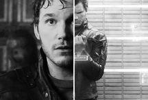 Guardians of the Galaxy/Chris Pratt/Star Lord
