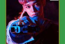 chen ♡ exo / Kim Jong Dae (김종대); 21.09.1992; vocal, actor; electricity; exo cbx, exo m; (bias!)