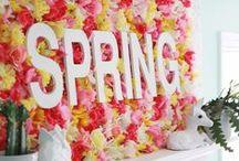 Spring Festivities
