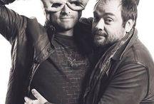Crowley. Supernatural