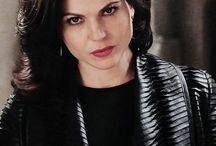 Lana Parrilla is Queen