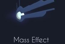 Mass Effect  / by Jason Westenhofer