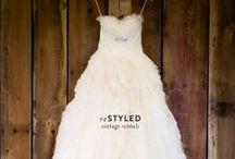 Marry me - Dresses