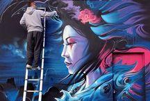 street art/public art