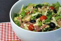 Salads and Veggies / by Kathi Kilgore