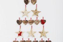 Summer Christmas decor ideas / Ideas for decorating a sunny home for the festive season...