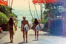 SURF / Share your favorite Surf photos! Happy Pinning! www.borabound.com