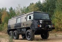 Vehicles: PINZGAUER