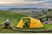 TENTS: Stand-alone Tents / Stand-alone tents, and tent gear