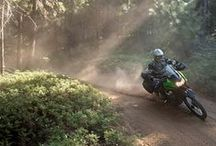 Vehicles: MOTORCYCLES / Mostly dual sport, enduro, scramblers, and adventure bike