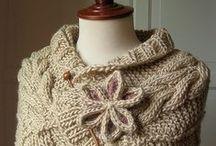 Neulominen / neulottuja vaatteita