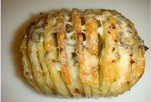 Potatoes Recipes / The humble potato - so many ways to cook them and love them!