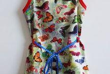 Kleertjes maken zomer jurken