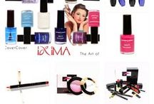 Promo MakeUp4U.cz / Produkty značek / Products brands FUTURA Cosmetici & ARTEX Cosmetici & IXIMA Make Up E-shop s italskou kosmetikou