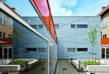 RHEINZINK-Fassadensysteme / Die Fassade ist das Gesicht des Hauses. Mit RHEINZINK wird sie zur Visitenkarte der Architektur.