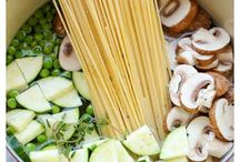 Pasta & Noodle Recipes / Pasta has become a weekly meal for most families...quick and easy, and tasty too.