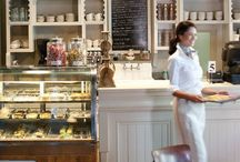 Cafe Ideas from across the World / Cafes across the globe..my dream occupation.