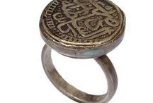 Historical Fingerrings - Roman, Viking , Medieval