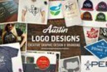 Austin Logo Designs: Original Work / Original and creative logo and branding work created in house www.austinlogodesigns.com