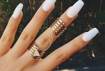 n a i l s. / The happiest girls always have the prettiest nails