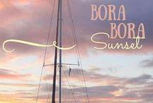 French Polynesia - Sailing, Scuba + / Bareboat sailing in French Polynesia - Raiatea, Tahaa, Huahine. SCUBA, snorkeling, Overw