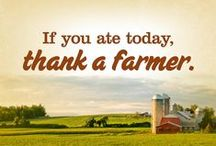 Heard 'Round the Farm / Words of wisdom from our table to yours.