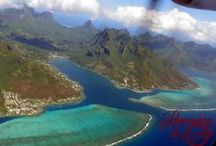 French Polynesia - Mo'orea / Five idyllic days in Moorea - Mermaid heaven!