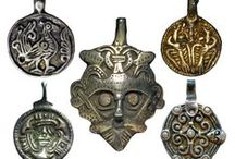 Viking / Medieval Amulet and Pendant