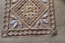 Needlework and Sewing /  Techniques, and projects with needlework, knitting and sewing