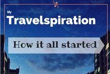Inspiring Travel Blogs! / Travel blogs you'll enjoy!