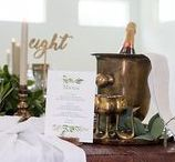 """Wedding Cocktails, Champagne Toasts, and Craft Cocktails served with Vintage Style Glassware / Serve your craft cocktails in grand vintage style! Ideas and inspiration to """" Up the WOW """" factor at your wedding reception or special event. Dixie Does Vintage in Dallas TX"""