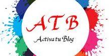 Activa tu BLOG #Bloggers / Activa tu blog es un espacio creado para ayudarnos a activar nuestro blog y redes sociales www.activatublog.es