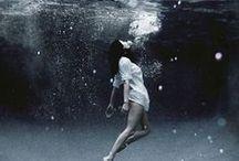 underwater glamour