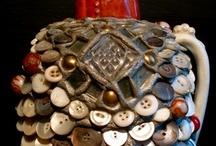 memory jugs and mosaics / by Judy Sargis