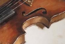 Violins, viola's... / wish I could play
