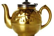 Teapots / by Katherine Blair
