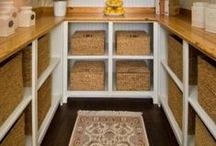 Storage Ideas / by Houseplans LLC