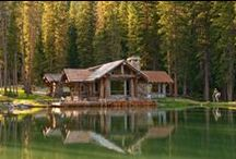 Travel & Vacation Homes  / #vacation #vacationhome #houseplan #dreamhome #travel / by Houseplans LLC