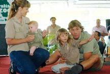 Steve Irwin - Crocodile Hunter / by Sandra Wyman